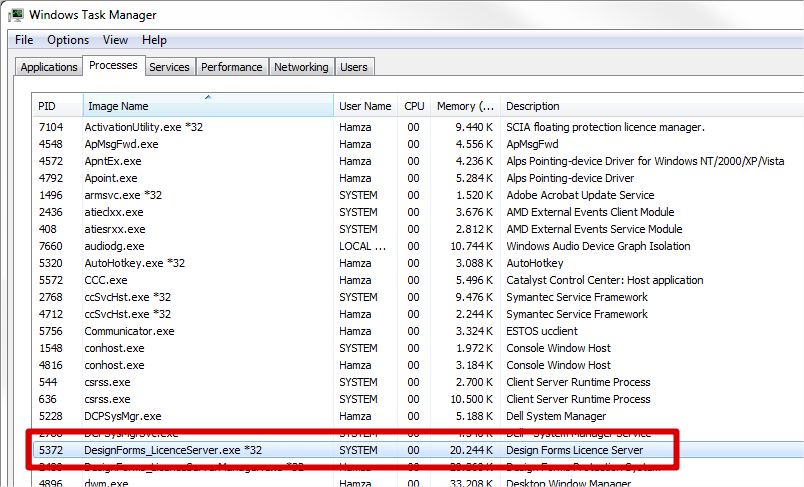 3  Configuring a license server