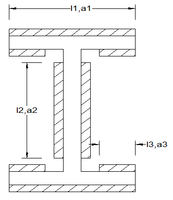 Calculation of web weld size